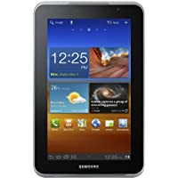 Samsung Galaxy Tab P6211 7.0 Plus N Wifi-only Tablet (17,8 cm (7 Zoll) Touchscreen, 1,2GHz Dual Core Prozessor, 1GB RAM, Android 3.2) weiß