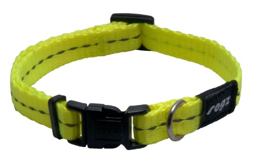 rogz-utility-klein-3-8-zoll-reflektierendes-nitelife-hundehalsband