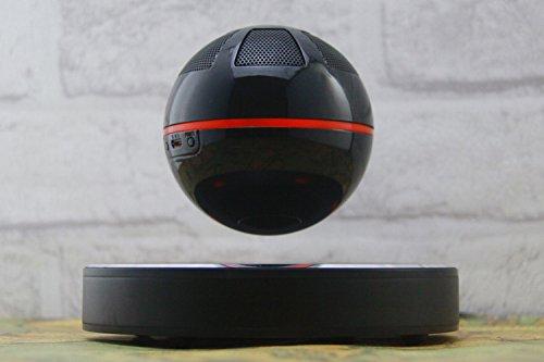 My-Tech Premium Levitating Revolving Air Bluetooth Portable Speaker for Smartphones