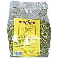 Bionsan Sémola de Verduras de Cultivo Ecológico - 6 Paquetes de 400 gr - Total: 2400 gr
