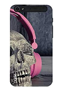 Noise Skull Candy Printed Cover for InFocus M808