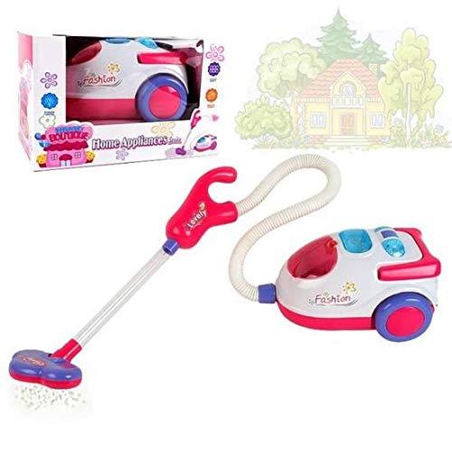Payonr Kinder Spielzeug Lernspielzeug für Kleinkinder Kinder Staubsauger geformtes Spielzeug früh pädagogisches Spielzeug Mini Cartoon Staubsauger Kinder Geschenk