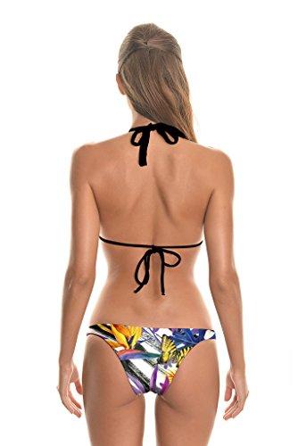 ABCHIC Damen Bikini-Set multicoloured 30