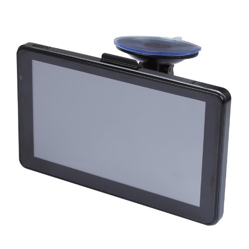 SainSpeed WP70T 7-zoll GPS Planet Navigationsgerät,HD Bluetooth Touchscreen GPS und Multimedia Einheit, EU *Schwarz* (Software Für Visuelle Effekte)