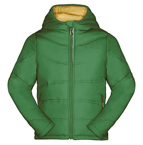 Vaude Arctic Fox Jacket III - Giacca da bambino, Verde (verde Basilico), 158/164