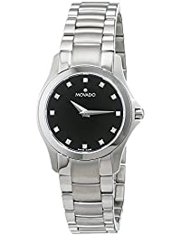 Movado Womens Watch 606186