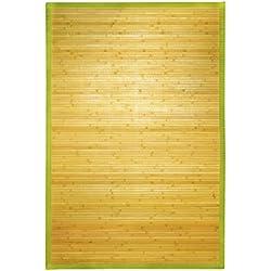Alfombra de bambú, Anis,120x 70cm