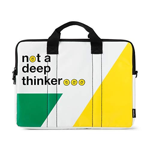 LINE FRIENDS Helvetica Laptoptasche - Charakter Should Carry Case - 13