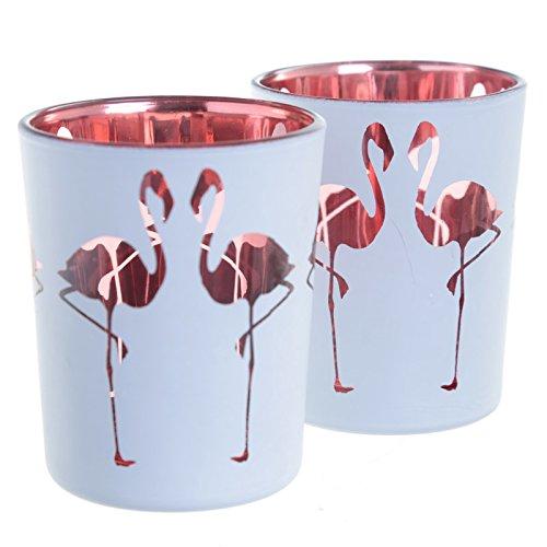 Zwei zauberhafte Teelichthalter