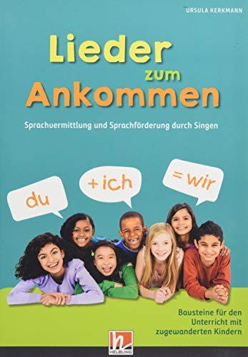 Lieder zum Ankommen. Paket: Buch und Audio-CDs - - Audio-bücher Bildungs