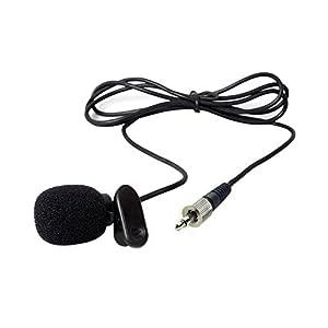 VEVICE Clip Microphone Teachers Headband Lapel Wheat Teaching Guide Microphone Lapel Collar Chest Microphone Headset Microphone Small Bee Collar Clip Microphone Tie Clip Microphone ?3.5 nut?