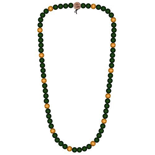 Wood-Fellas-Halskette-in-grn-gelb-von-Gre-6-12mm