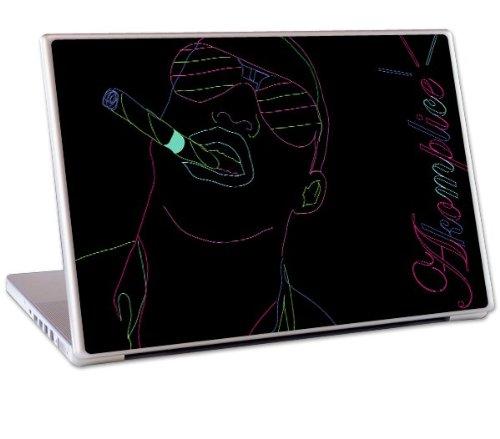 MusicSkins Schutzfolie für MacBook Air und Laptops mit 33cm (13Zoll), Motiv Akomplice Neon (Neon Macbook Air 13 Zoll Case)