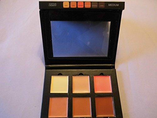 Crème contour Kit kiasha - Medium - 6 couleurs