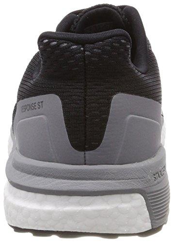 White ftwr Core Herren Response grey adidas Three Schwarz F17 St Laufschuhe Black q7y8qHUwf