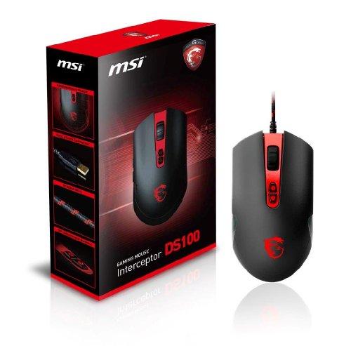MSI S12–0401130-eb5negro, rojo USB