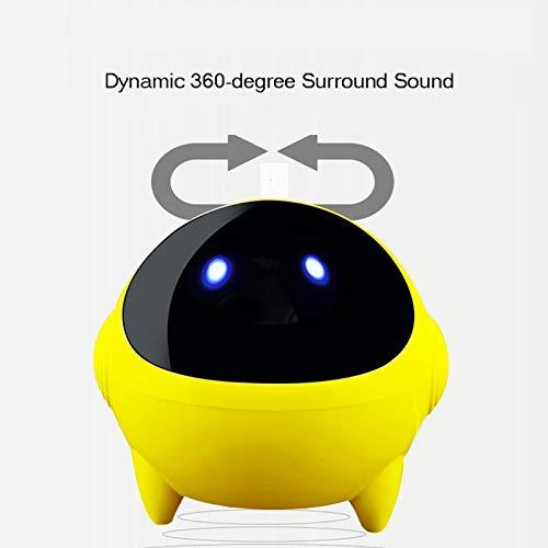 BianchiPamela Mini USB Laptop Speaker Box Small Sound Portable Sound Astronaut -