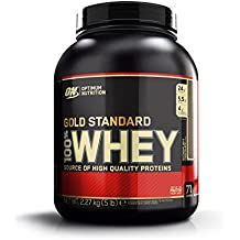 Optimum Nutrition Whey Gold Standard Protein, Schoko, 2,3 kg