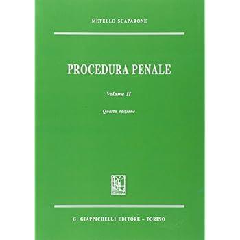Procedura Penale: 2