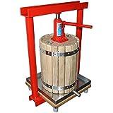 Prensa hidráulica GBP-12 - exprimidor para diseño de manzanas, uvas, de bayas, frutas, de vino, sidra