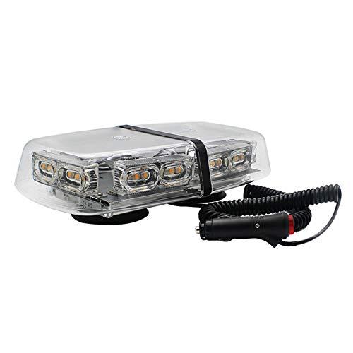 SHKY 36 LED-gelbes Dach 12V24V Mini Bar, Strafverfolgungs-LKW-Auto-Fahrzeugnotfall-Leuchtfeuer-Licht Schneepflug-Sicherheits-Blitz-Blitzlicht
