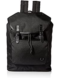 Fred Perry Cordura Homme Backpack Noir