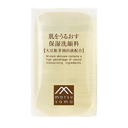 M mark moisten the skin moisturizing cleanser (japan import)