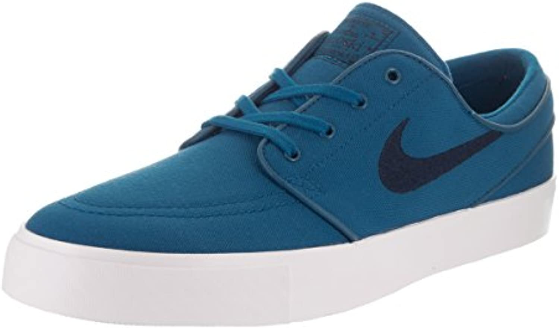 Zapatillas de skate Nike Zoom para hombre Stefan Janoski Cnvs Industrial Azul / Obsidiana 9