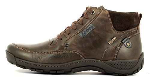 Josef Seibel Herrenschuhe 17508 Nolan 26 Herren Sneaker, Schnürer, sportliche Boots 275 (moro/ocean)