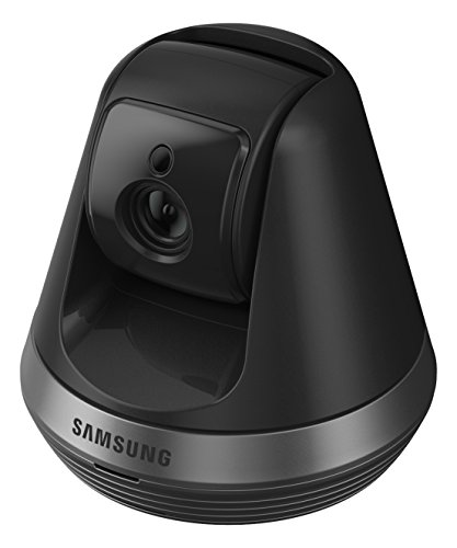 Samsung SNH-V6410PN/EX 1080p Full HD Resolution Wi-Fi Pan/Tilt Smart Kamera schwarz (Smartcam Hd)