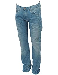 Teddy smith - Ritter bleached pant - Pantalon jeans