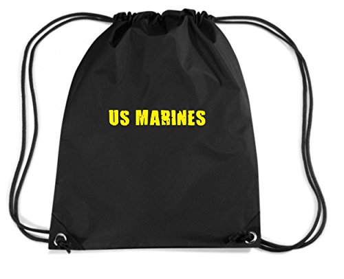 t-shirtshock-mochila-budget-gymsac-oldeng00704-us-marines-talla-capacidad-11-litros