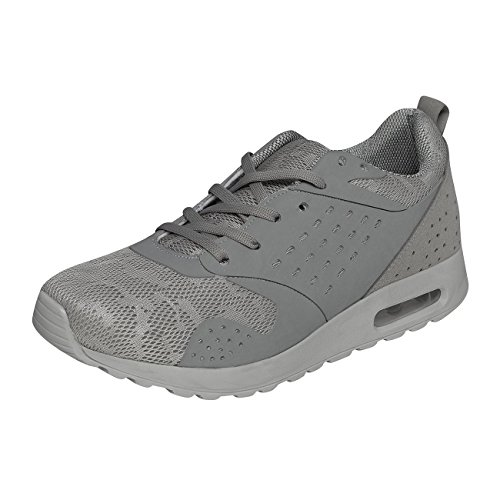 Jumex Homme Chaussures / Baskets Basic Sport Gris