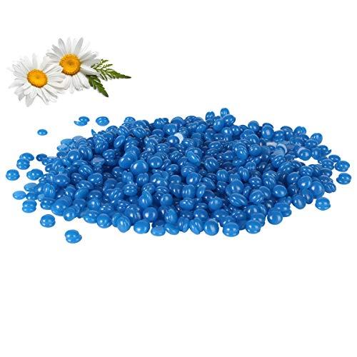 LUOLLOVE® 300g Professional Cera Depilatoria Caliente Natural Perlas de Cera para Hombres Mujer Full-Body...