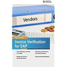 Invoice Verification for SAP (English Edition)