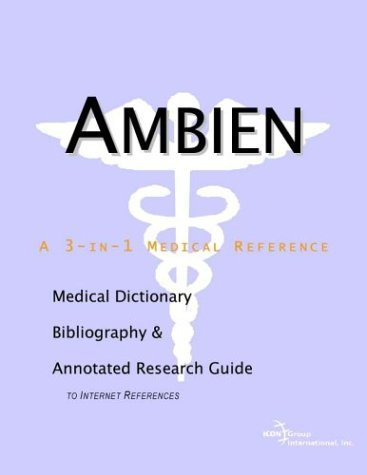 ambien-a-medical-dictionary-bibliography-and-annotated-research-guide-to-internet-references-by-icon