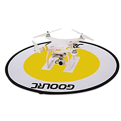 "30"" / 78 cm Drone Launch / Landing Pad-GoolRC Foldable Launch Pad Waterproof Nylon Landing Pad for DJI Mavic Pro Phantom 3 4 Inspire 1 Align 450 550 700 Helicopter from Goolrc"