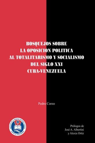 La oposición al totalitarismo en Cuba y en Venezuela
