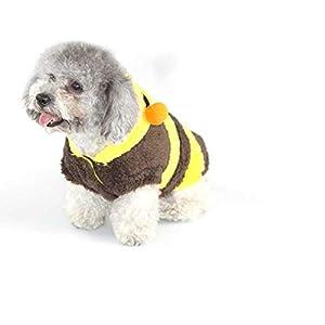 vêtements chauds en coton pour chiens?Vêtements d'hiver pour animaux de compagnie?vêtements d'automne et d'hiver pour les abeilles domestiques?Vêtements pour animaux domestiques - Automne et hiver Vêt