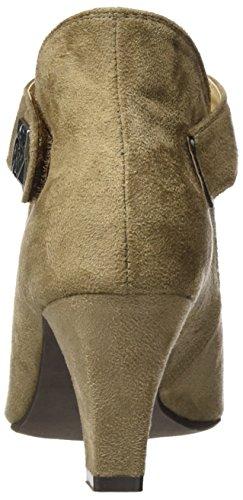 Andrea Conti 3004535, Chaussures À Talons Pour Femmes Beige (taupe)