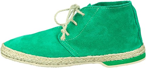Chaussures cAFèNOIR lF601 verde mela daim Vert - verde mela