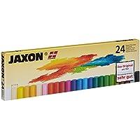 Honsell Jaxon 47424 - Pasteles al óleo (24 unidades) [importado de Alemania]