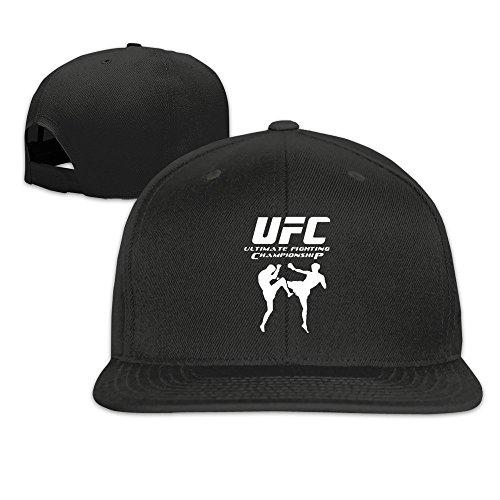 miopaige Ultimate Fighting Championship UFC Spannbettlaken flach Krempe Baseball Cap...