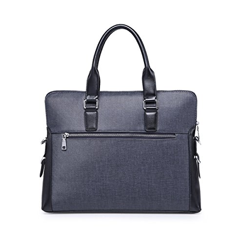 Geschäft Männer Handtasche Häschen Aktenkoffer Männer Schulter Tasche Messenger Bag Taschen Männer Computer Taschen Blue