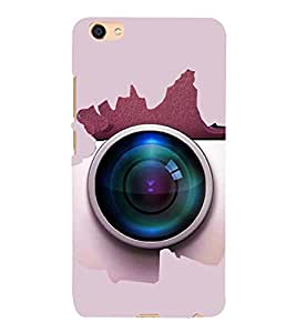 PrintVisa Photographer'S Camera Photography 3D Hard Polycarbonate Designer Back Case Cover for vivo X7L