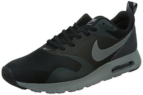 Nike Air Max Tavas, Herren Sneakers, Schwarz (Black/Cool Grey-Anthracite 001), 45 EU