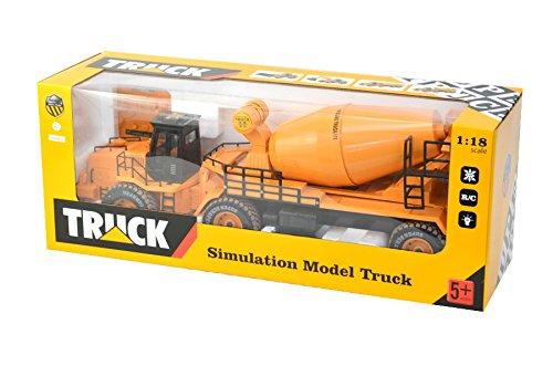RC Auto kaufen Baufahrzeug Bild 4: RC Truck 4 Kanal LKW Betonmischer