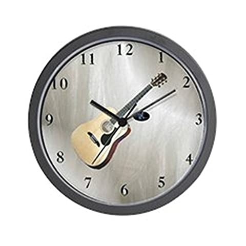 CafePress - Acoustic Guitar 1 - Unique Decorative 10
