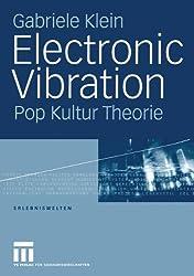 Electronic Vibration: Pop Kultur Theorie (Erlebniswelten)