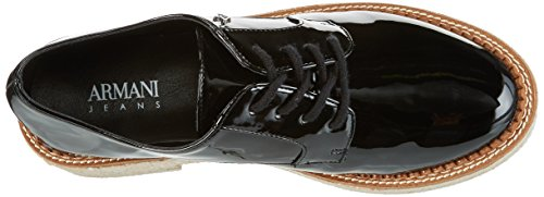 Armani Jeans 9251307p527, Chaussures Oxford femme Mehrfarbig (nero)